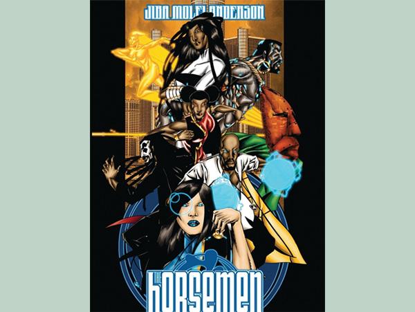 The Horsemen: Divine Intervention